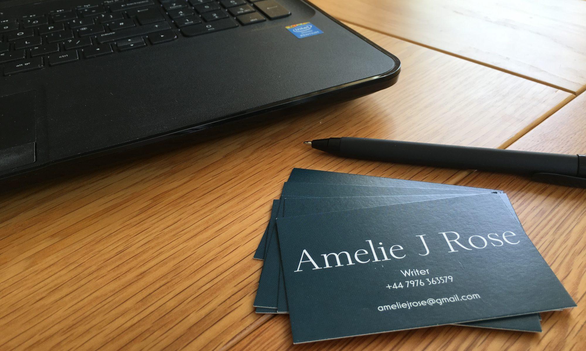 Amelie J Rose
